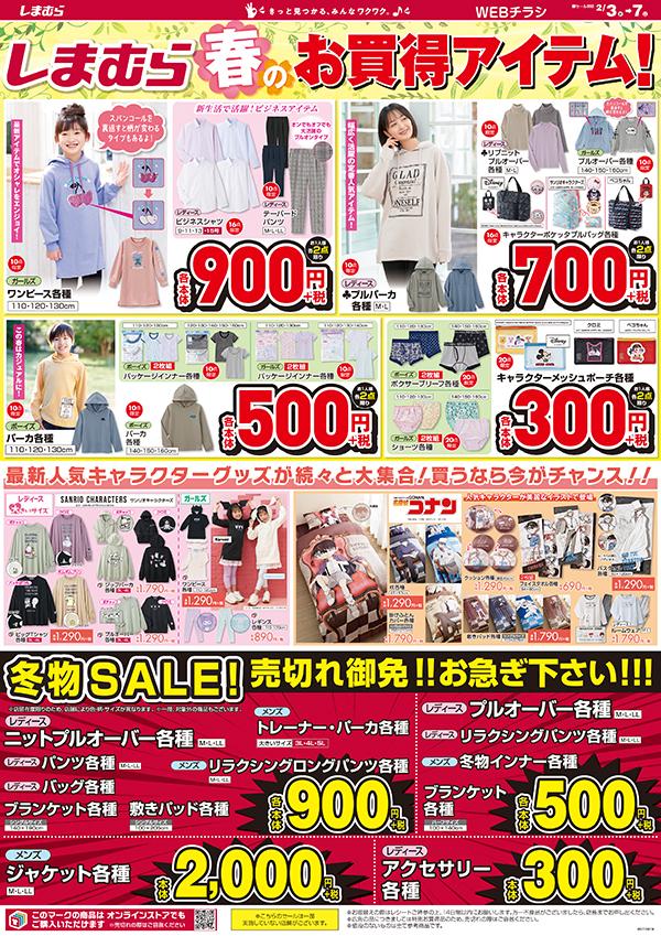 https://www.shimamura.gr.jp/shimamura/flier/?ao_flg=0
