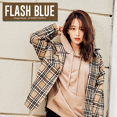 FLASH BLUE